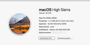 highsierra Screen