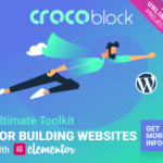 Crocoblock - Ultimaate Toolkit with Elementor